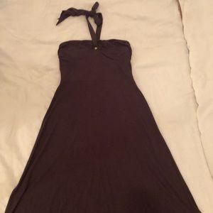 Purple Ann Taylor dress